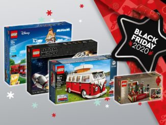 LEGO Black Friday Angebote 2020 Tag 1