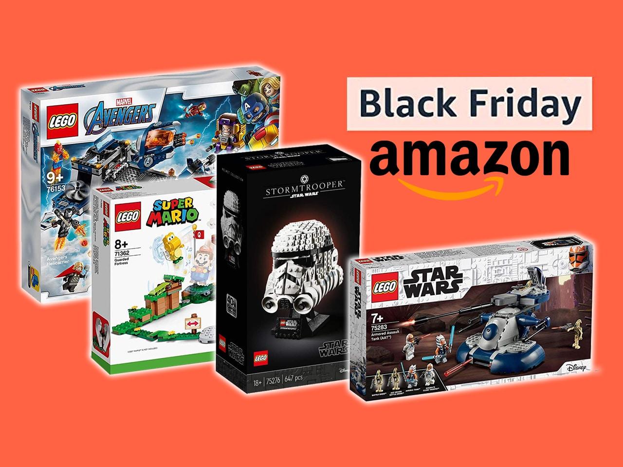 LEGO Black Friday Schnäppchen Amazon Tag 2