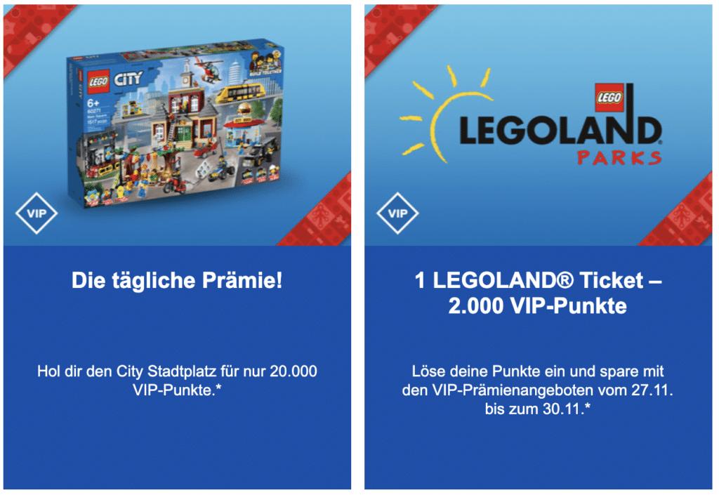 LEGO Black Friday VIP Prämien Tag 3