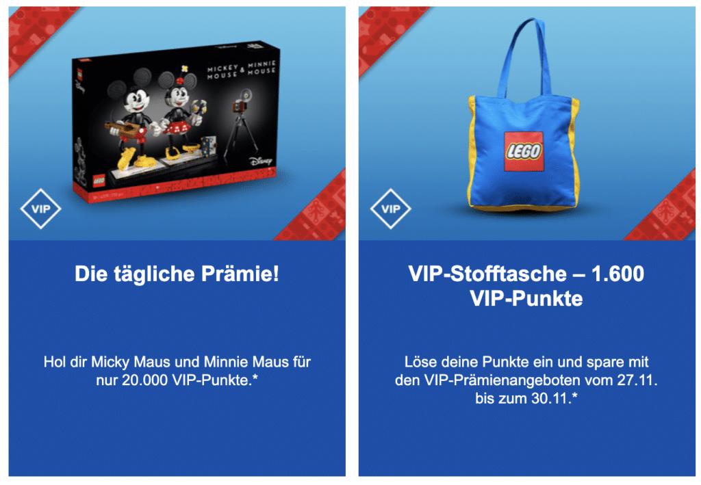 LEGO Black Friday VIP Prämien Tag 2