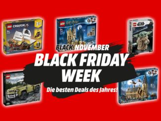 LEGO Black Week Angebote Media Saturn
