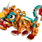 LEGO Chinese New Year 80106 Story Of Nian 11