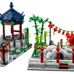 LEGO Chinese New Year 80107 Spring Lantern Festival 5