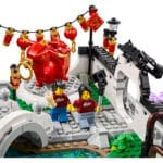 LEGO Chinese New Year 80107 Spring Lantern Festival 9