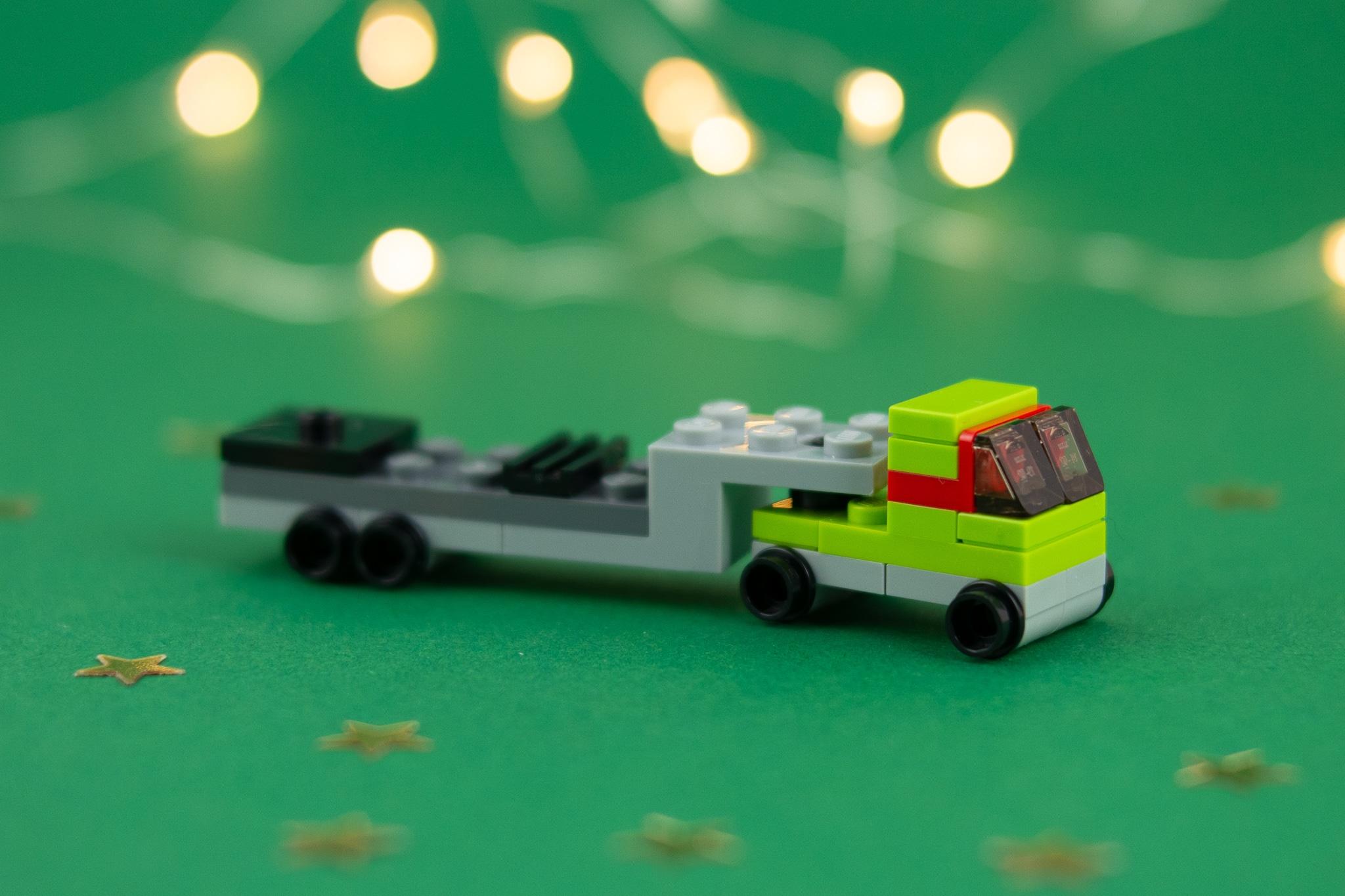 LEGO City 60268 Kalender Lkw (1)