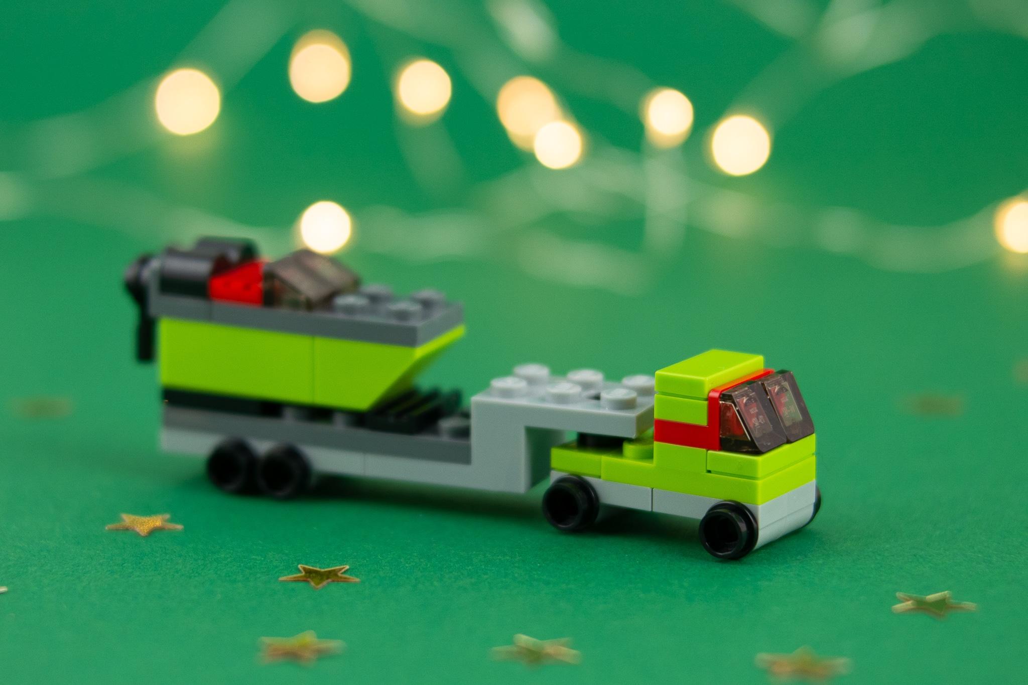 LEGO City 60268 Kalender Lkw (2)