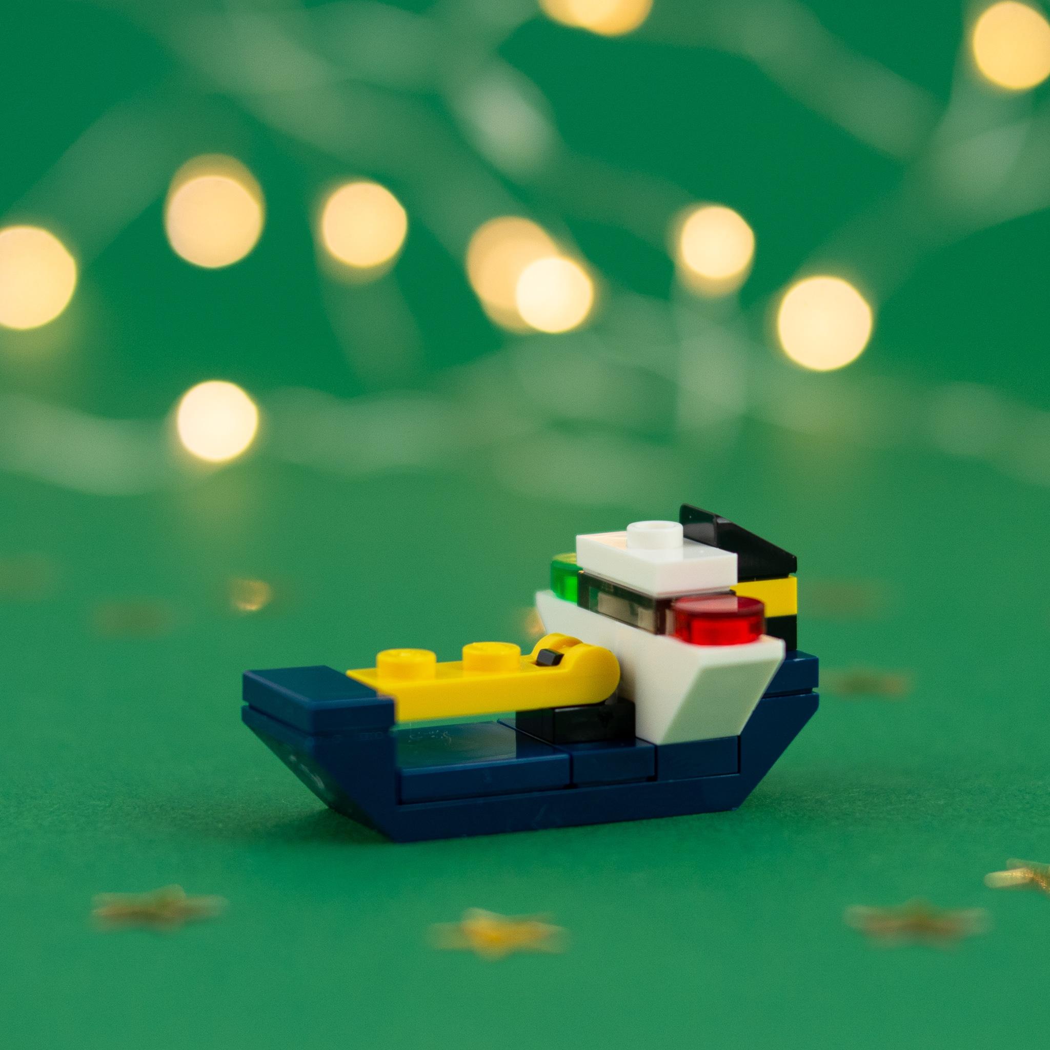 LEGO City 60268 Kalender Tag (1)