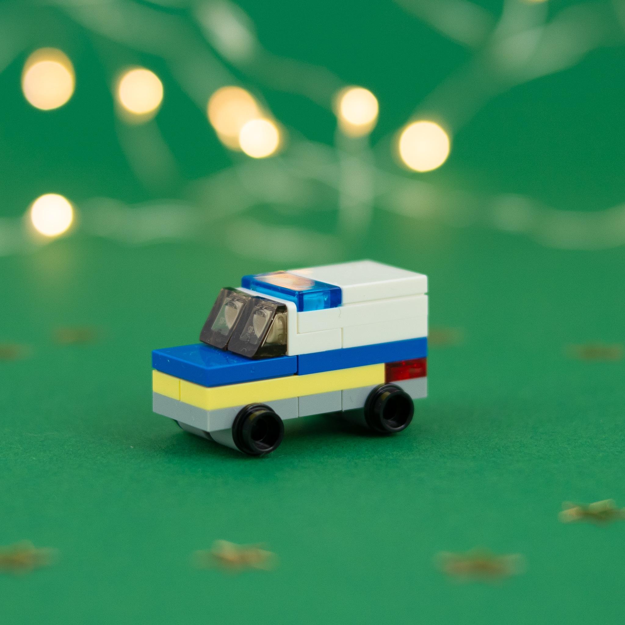 LEGO City 60268 Kalender Tag (15)