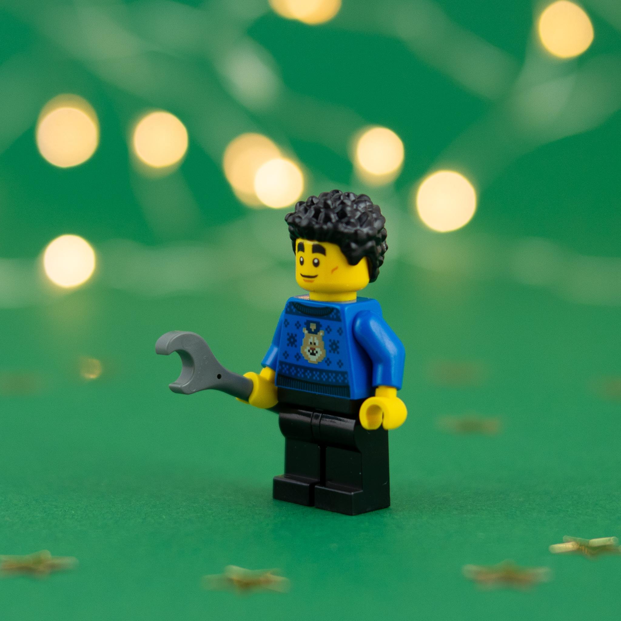LEGO City 60268 Kalender Tag (2)