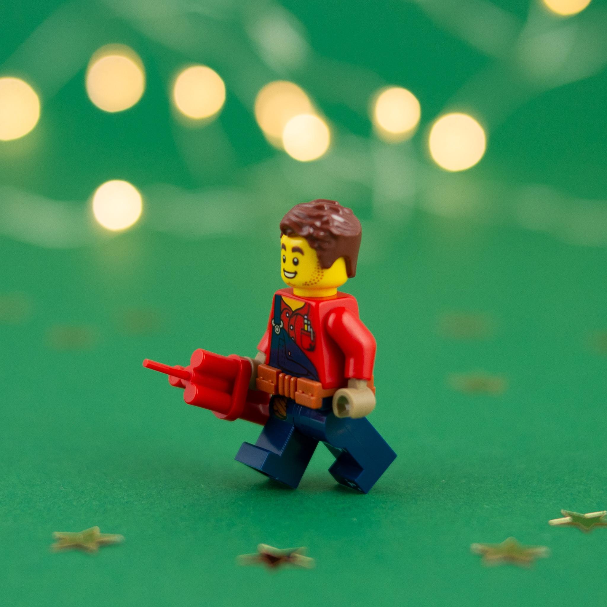 LEGO City 60268 Kalender Tag (5)