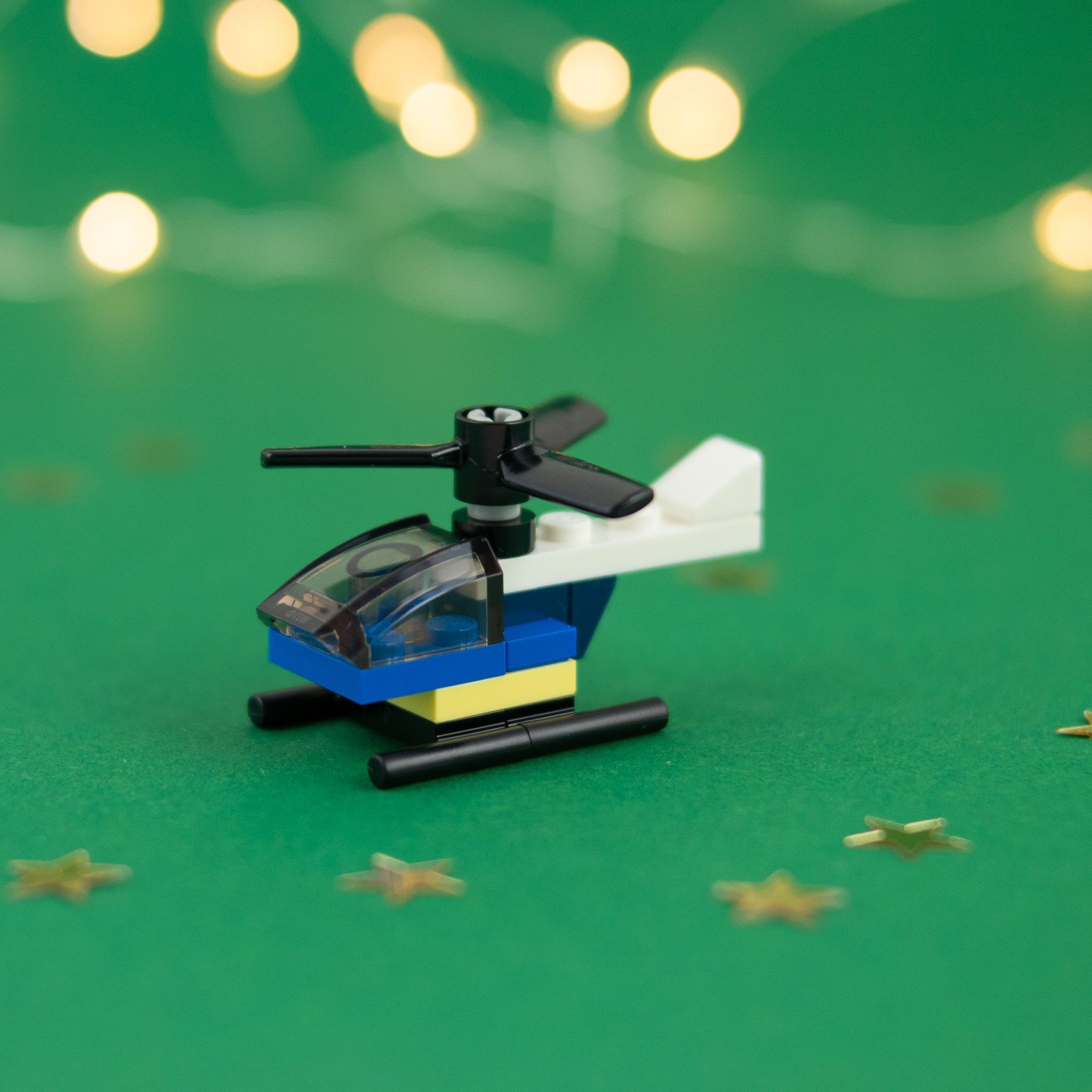 LEGO City 60268 Kalender Tag (7)