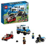 LEGO City 60276 Prisoner Transport