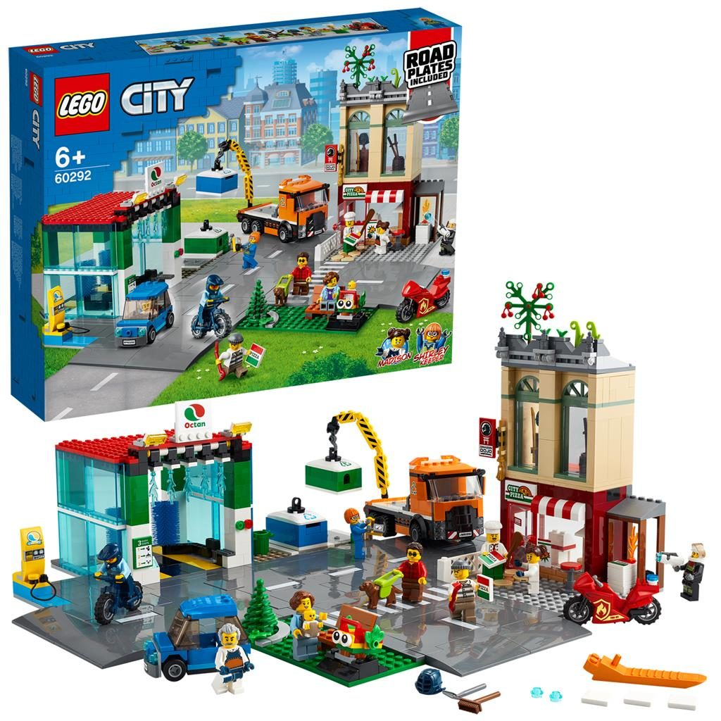 LEGO City 60292 City Town Center