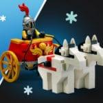 LEGO Colosseum Streitwagen Gwp 1