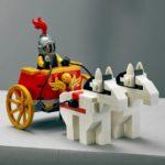 LEGO Colosseum Streitwagen Gwp 2