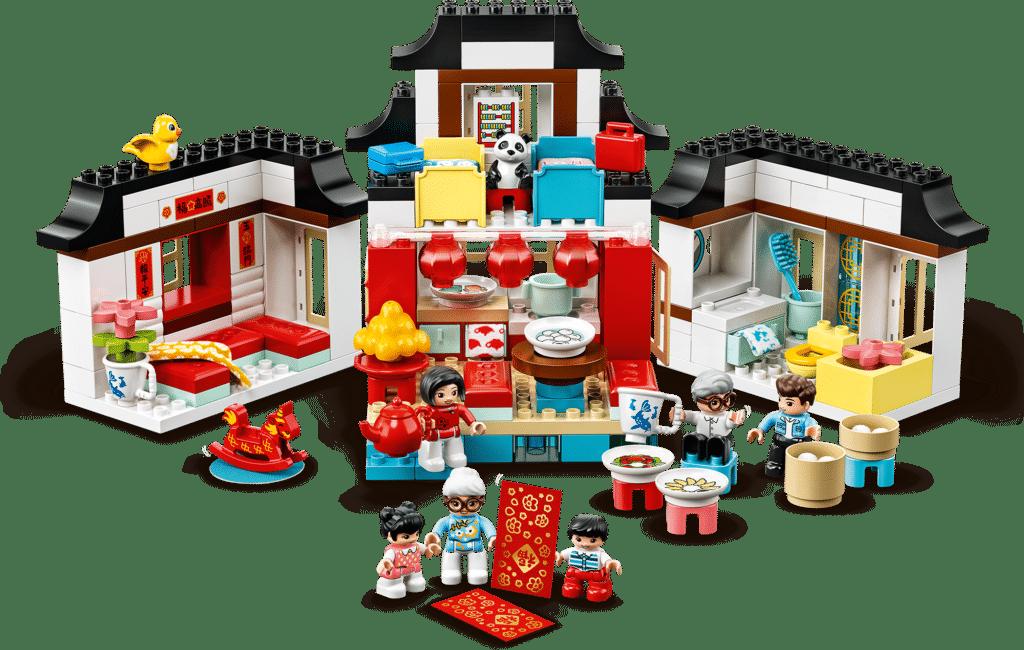 LEGO Duplo Happy Childhood Moments 1