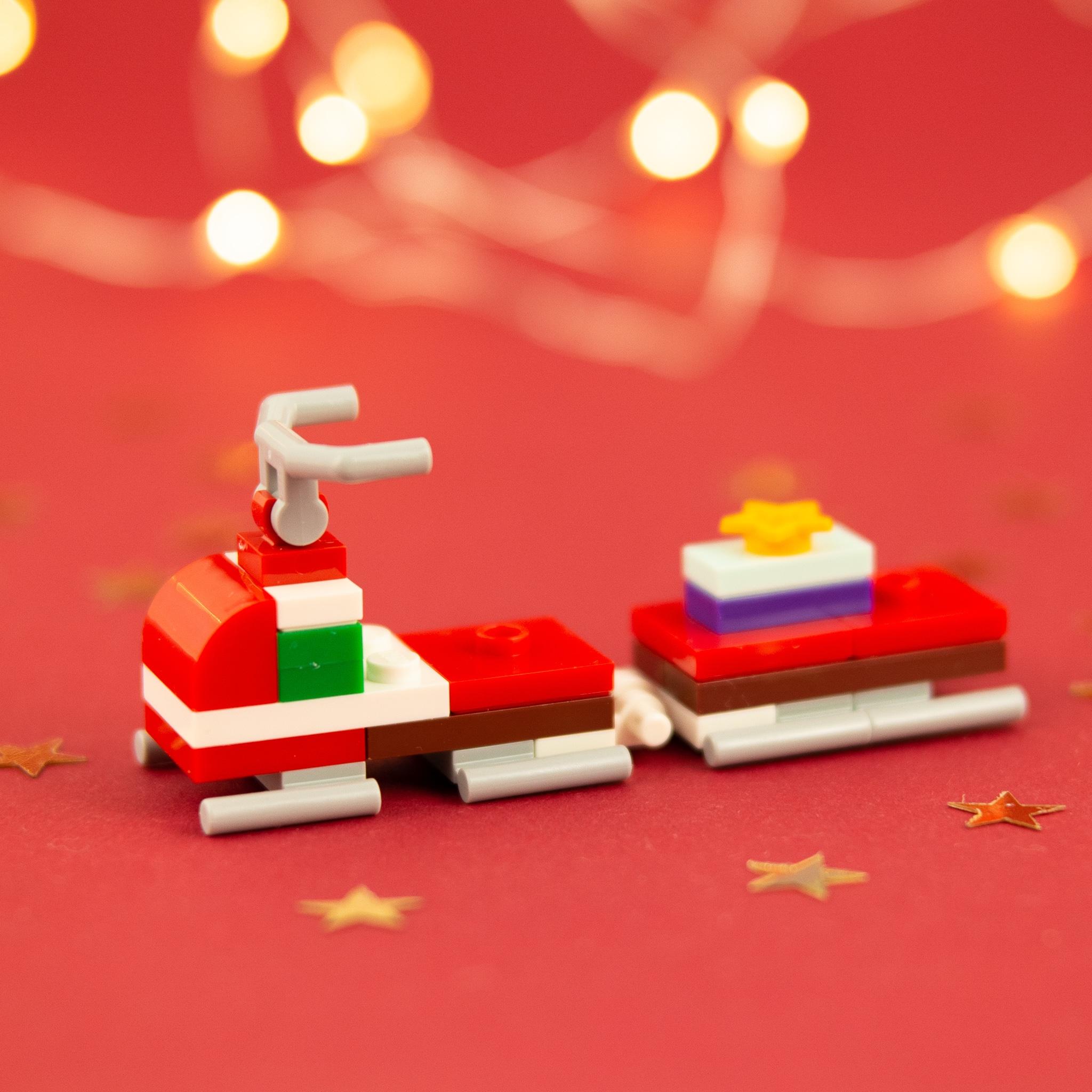 LEGO Friends 41420 Kalender Schlitten