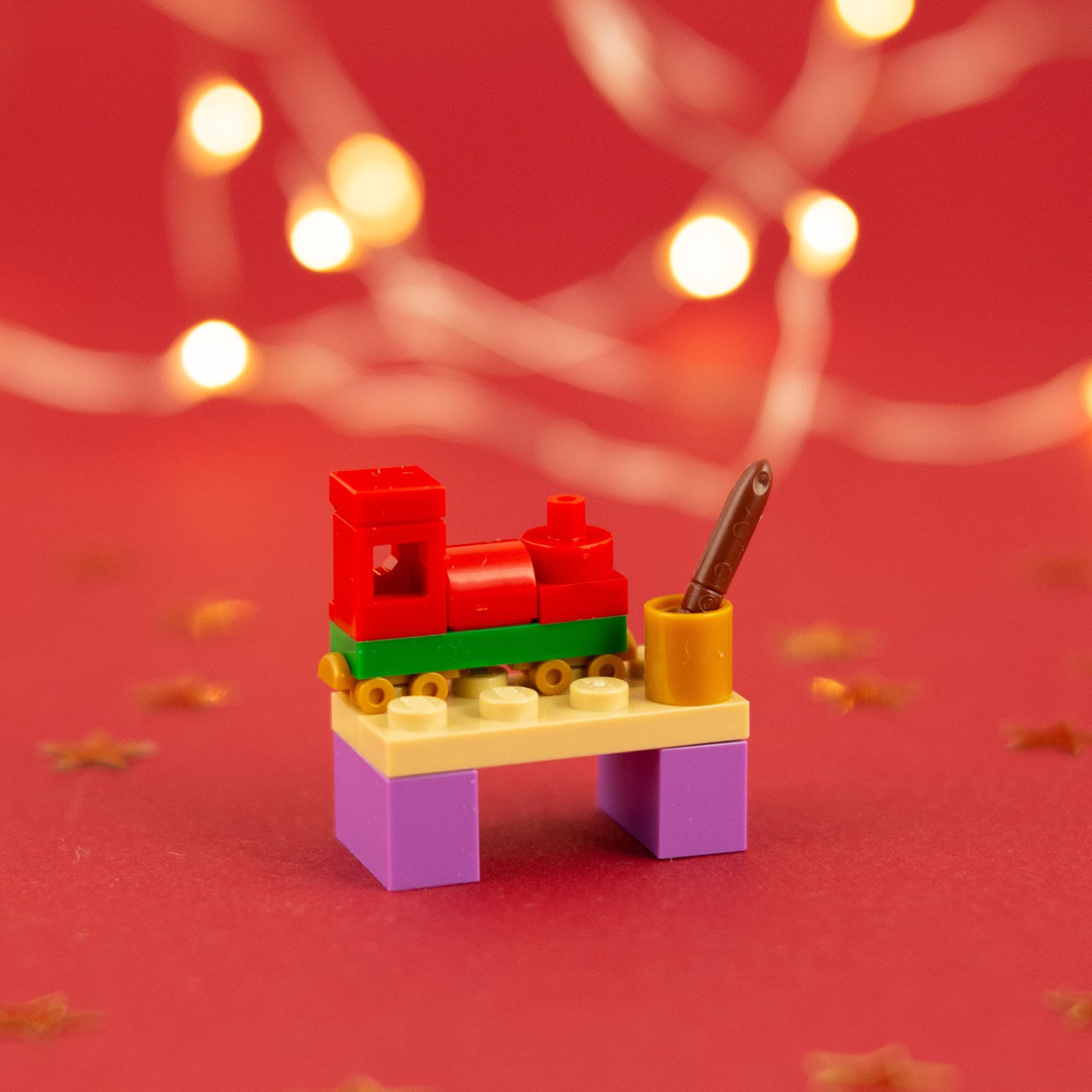 LEGO Friends 41420 Kalender Tag (11)