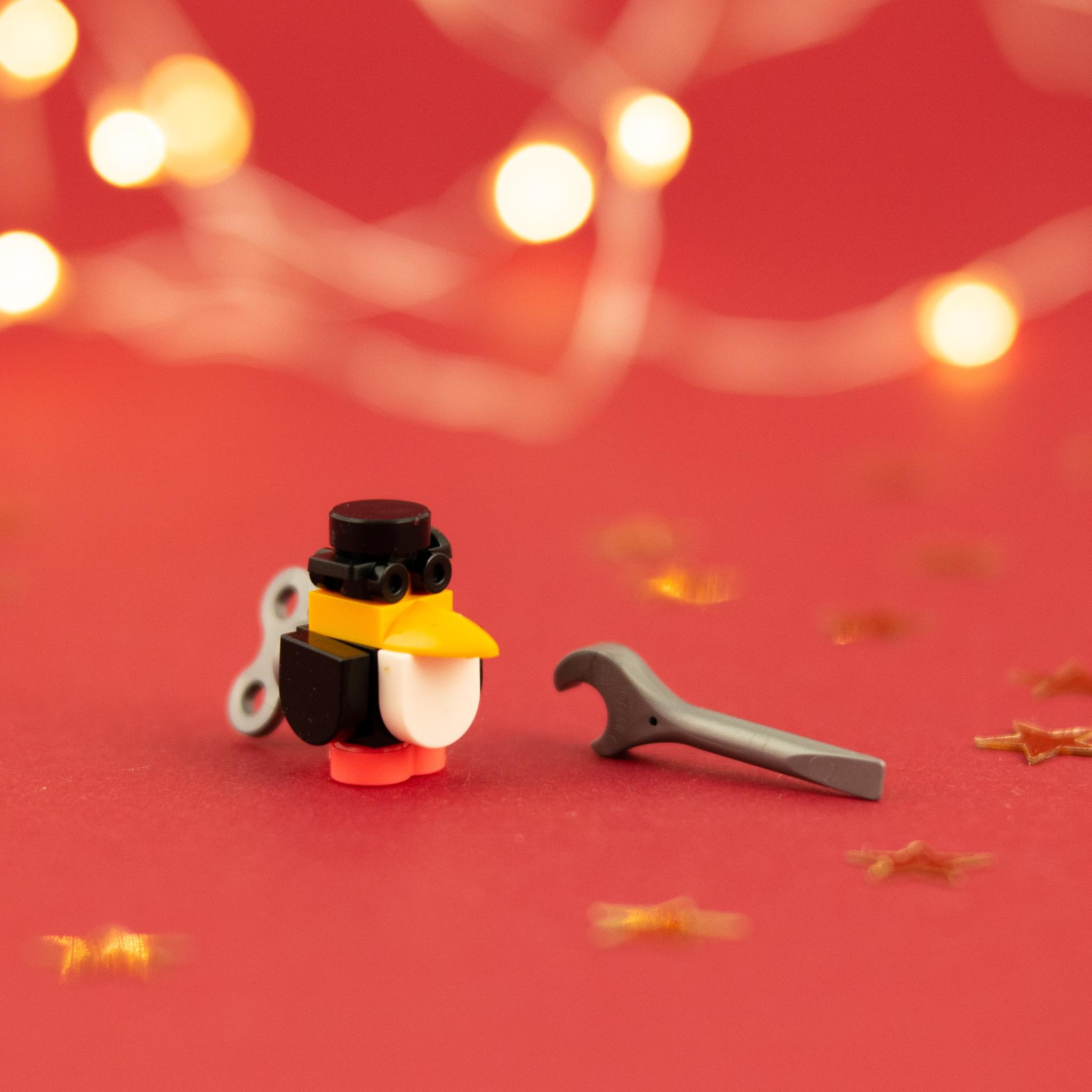 LEGO Friends 41420 Kalender Tag (14)