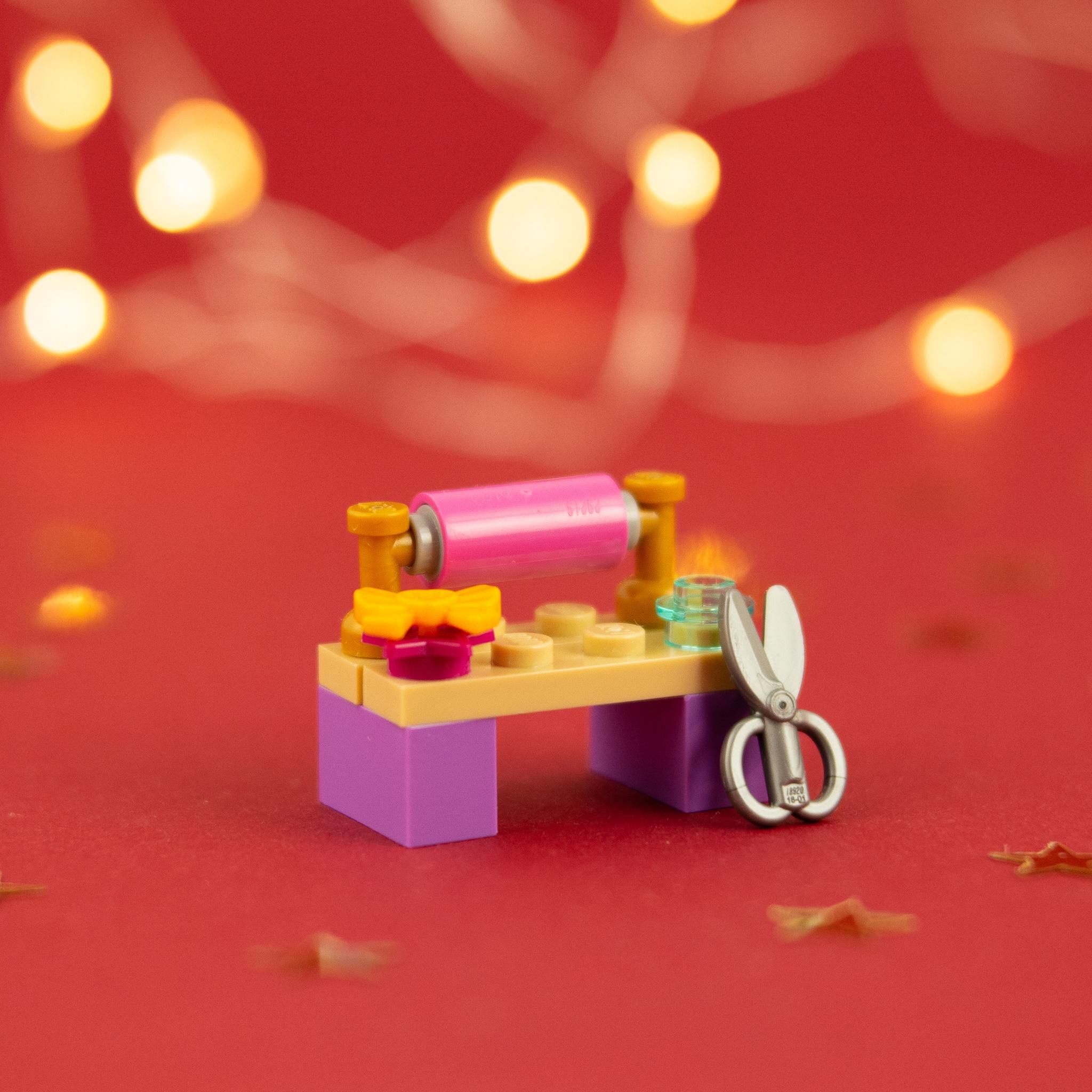 LEGO Friends 41420 Kalender Tag (16)