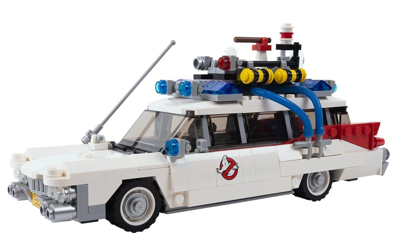 LEGO Ghostbusters Ecto 1 Vergleich 1