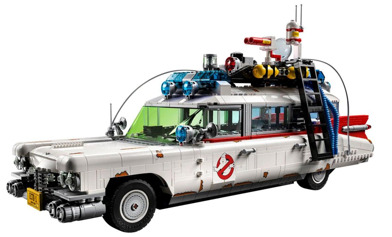 LEGO Ghostbusters Ecto 1 Vergleich 2