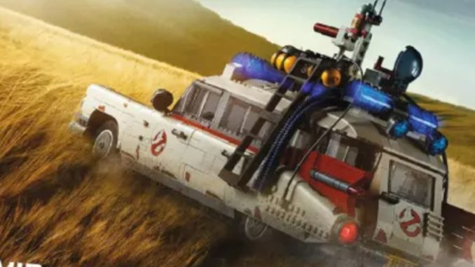 LEGO Ghostbusters Vip Poster Titel