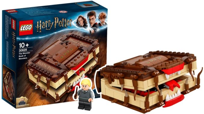 LEGO Harry Potter 30628 Monsterbuch Der Monster