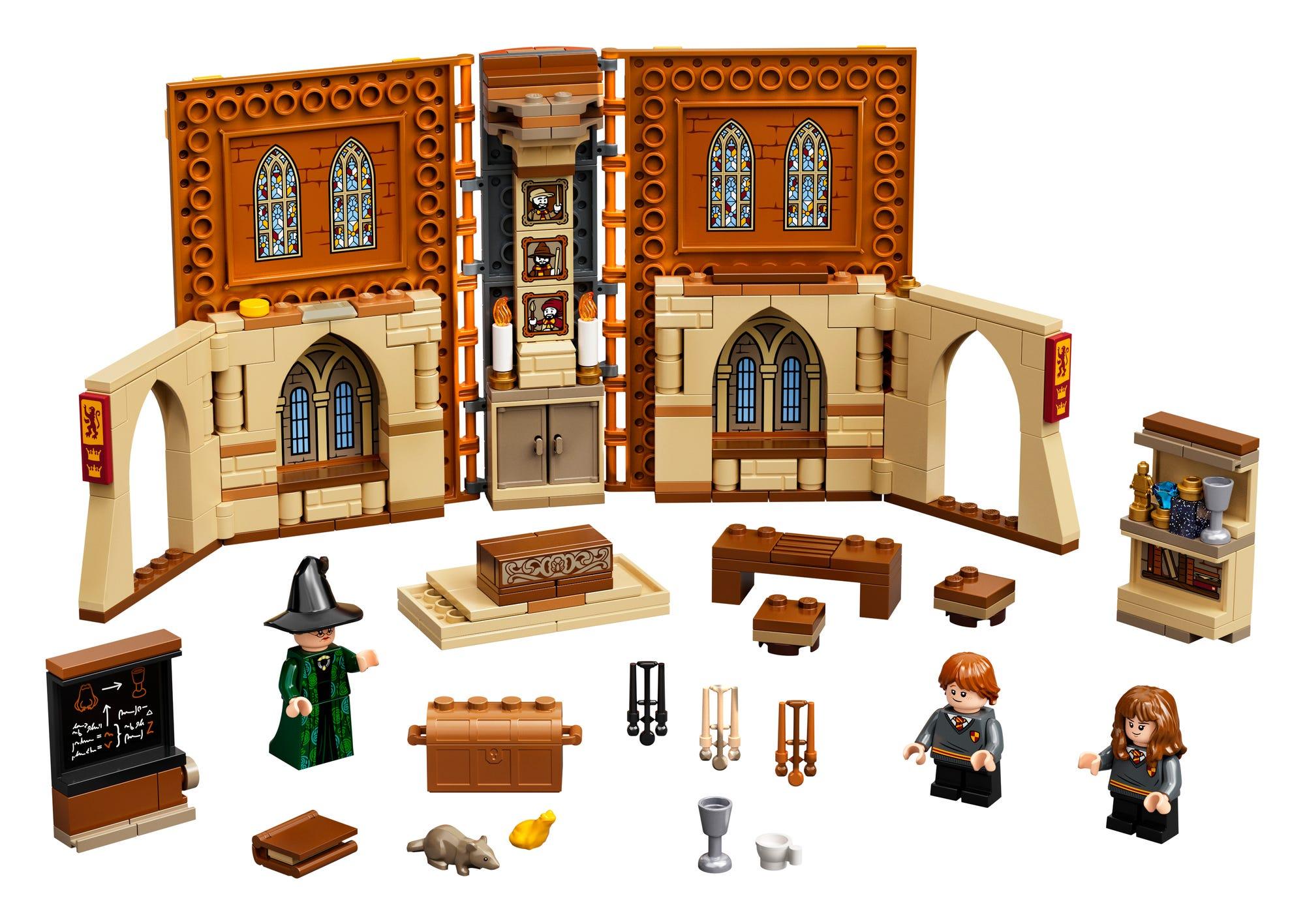 LEGO Harry Potter 76382 Verwandlungsunterricht (1)