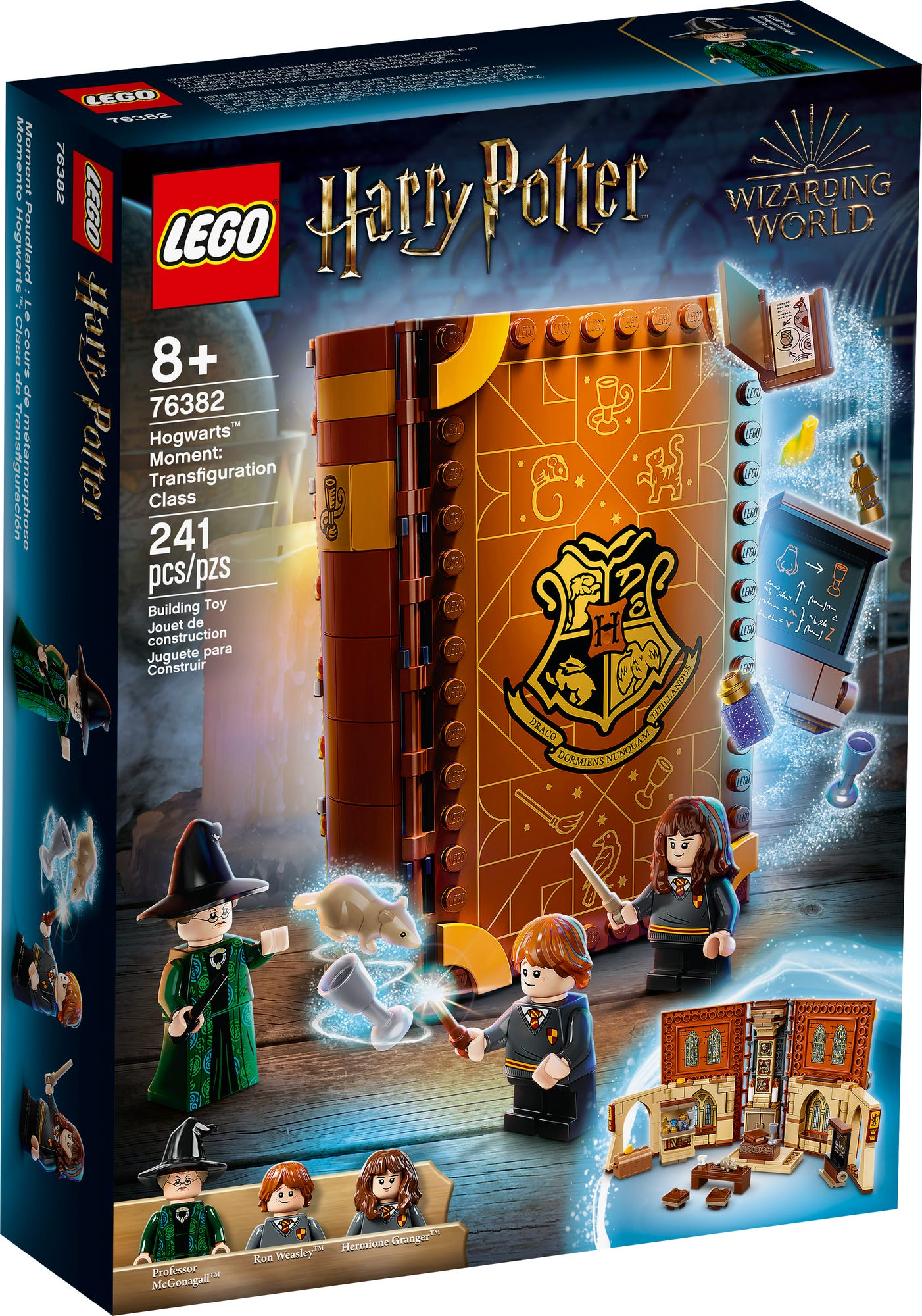 LEGO Harry Potter 76382 Verwandlungsunterricht (2)