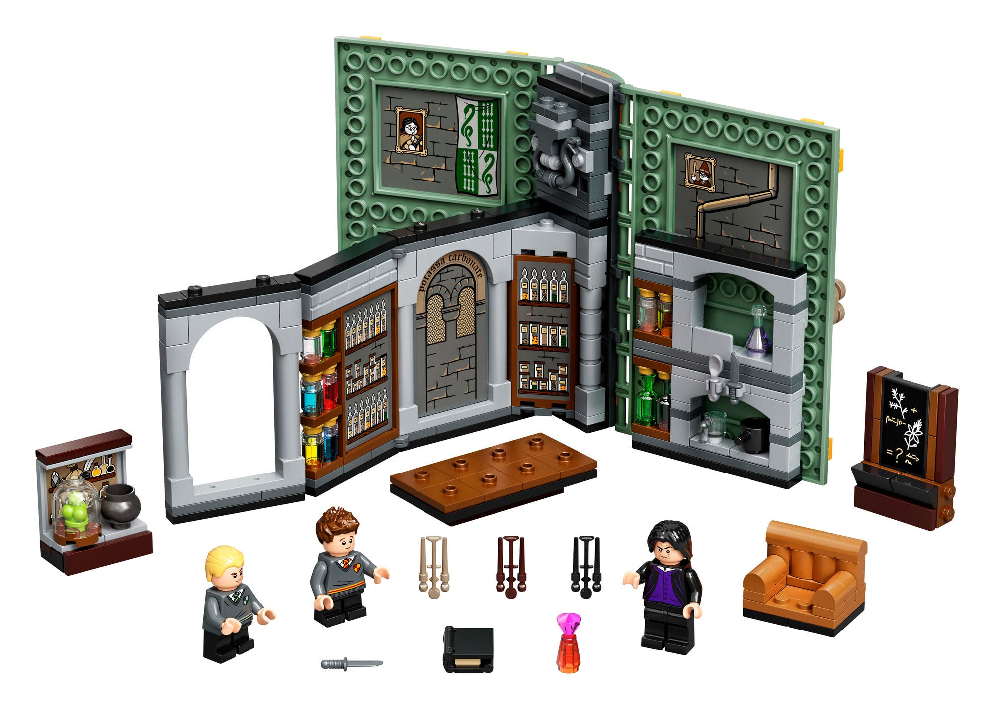 LEGO Harry Potter 76383 Zaubertrankunterricht (1)