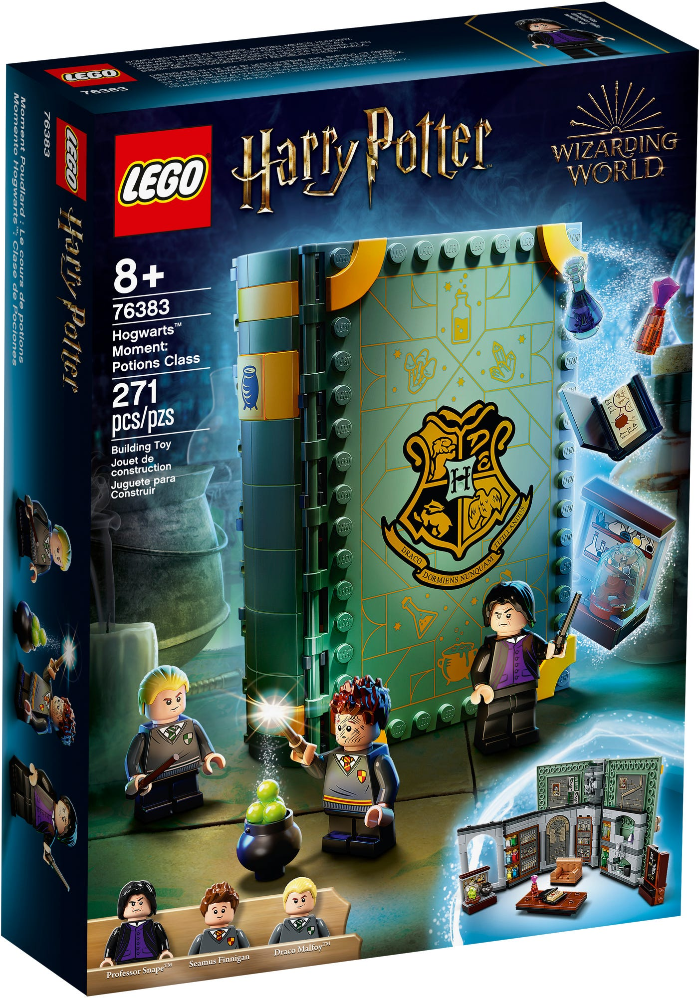 LEGO Harry Potter 76383 Zaubertrankunterricht (2)