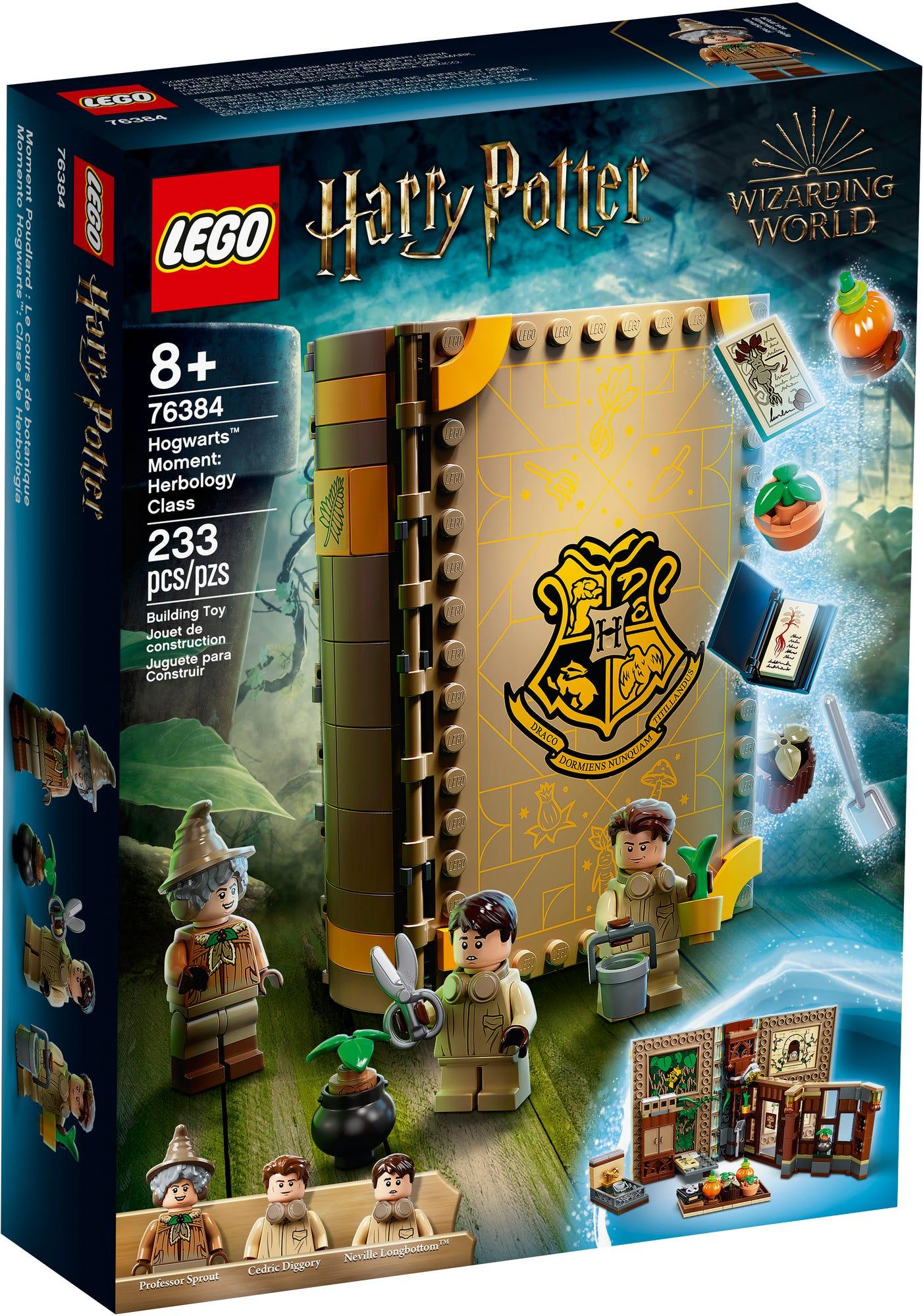 LEGO Harry Potter 76384 Kräuterkundeunterricht (2)