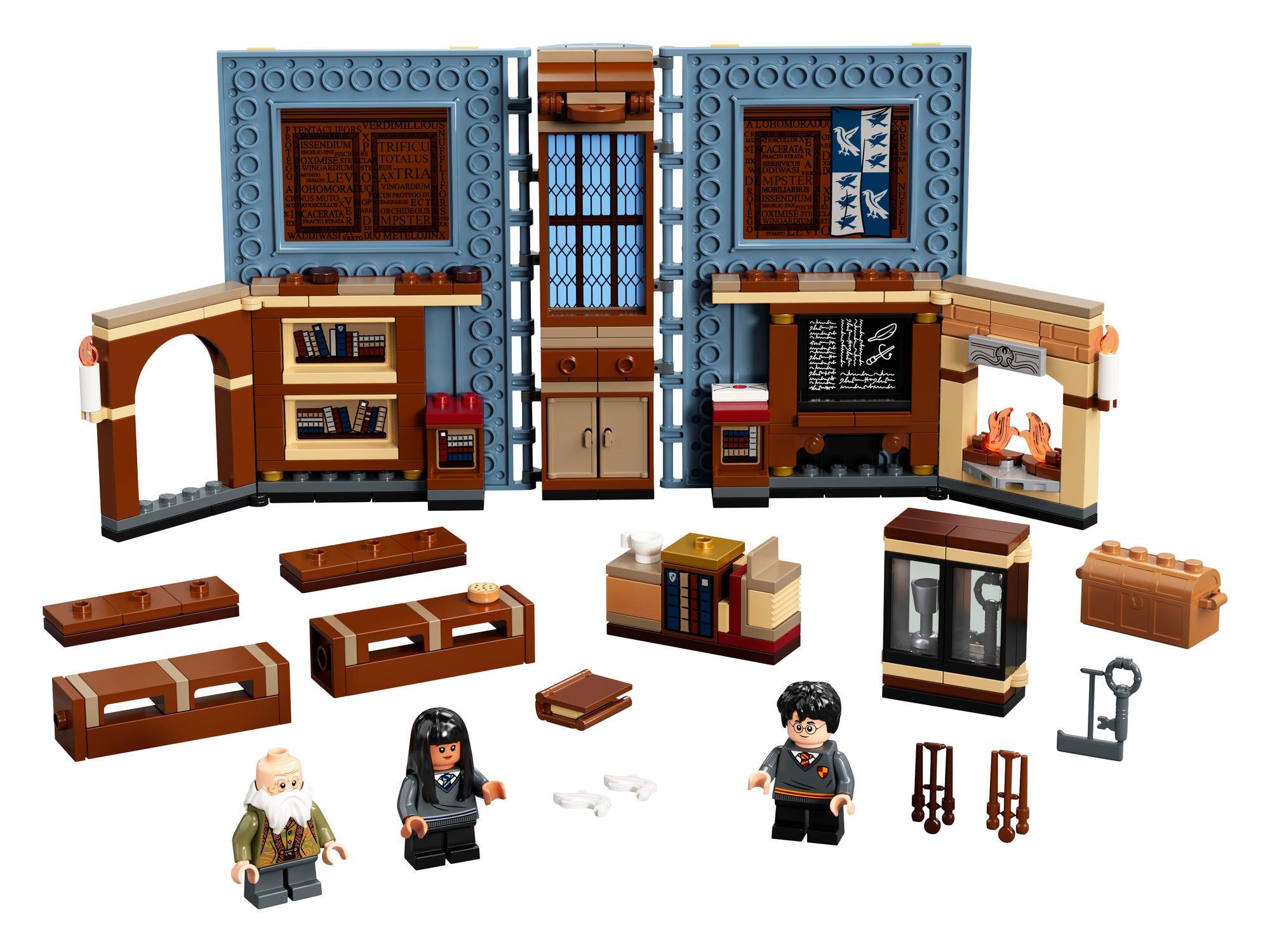 LEGO Harry Potter 76385 Zauberkunstunterricht (1)