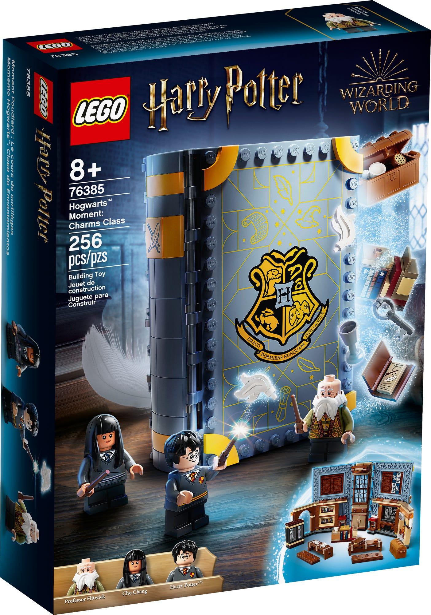 LEGO Harry Potter 76385 Zauberkunstunterricht (2)