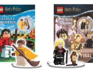 LEGO Harry Potter Ameet 2021