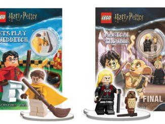 LEGO Harry Potter Ameet 2021