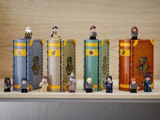 LEGO Harry Potter Klassenräume 2021