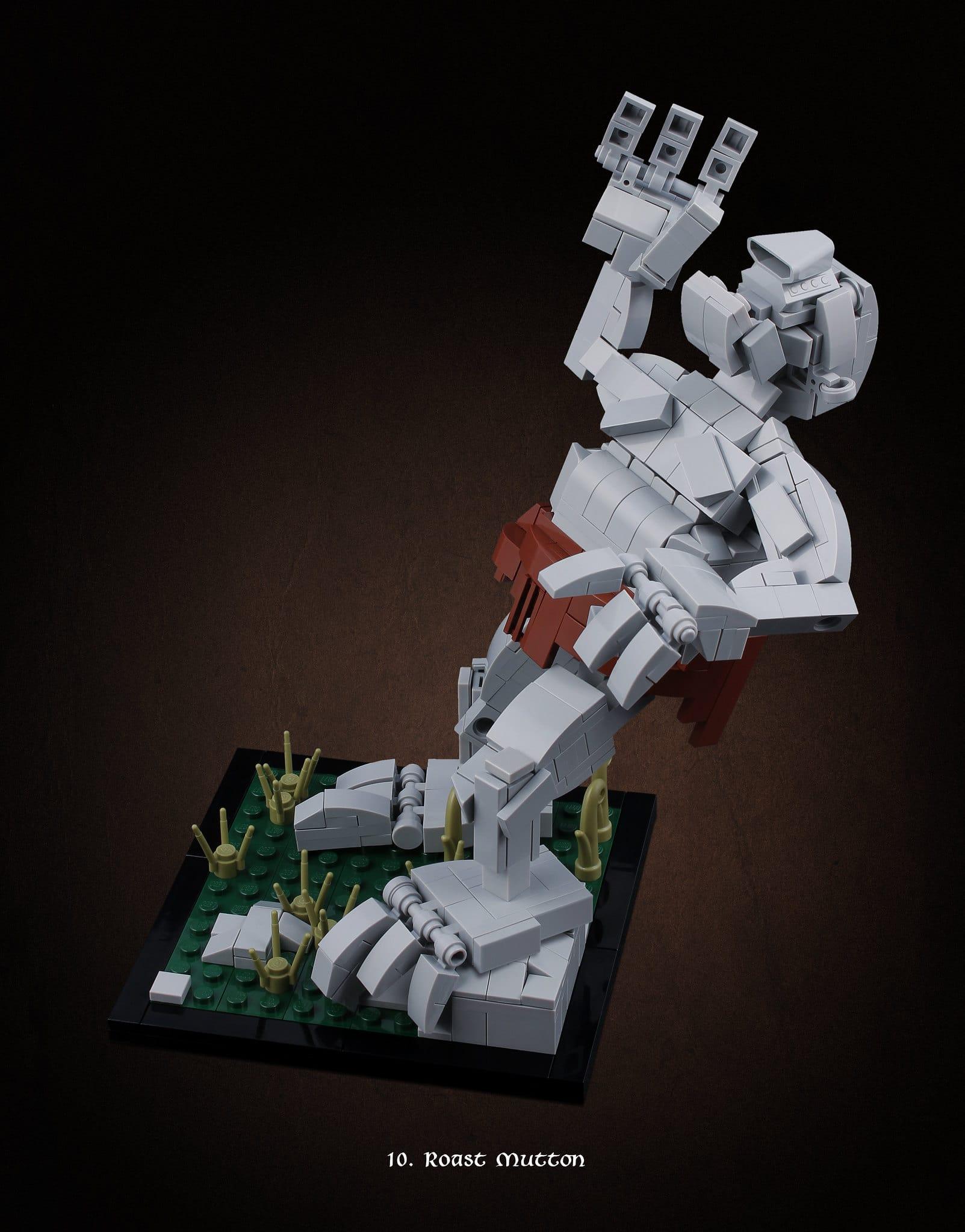 LEGO Hobbit Thorsten Bonsch Vignetten Serie (10)