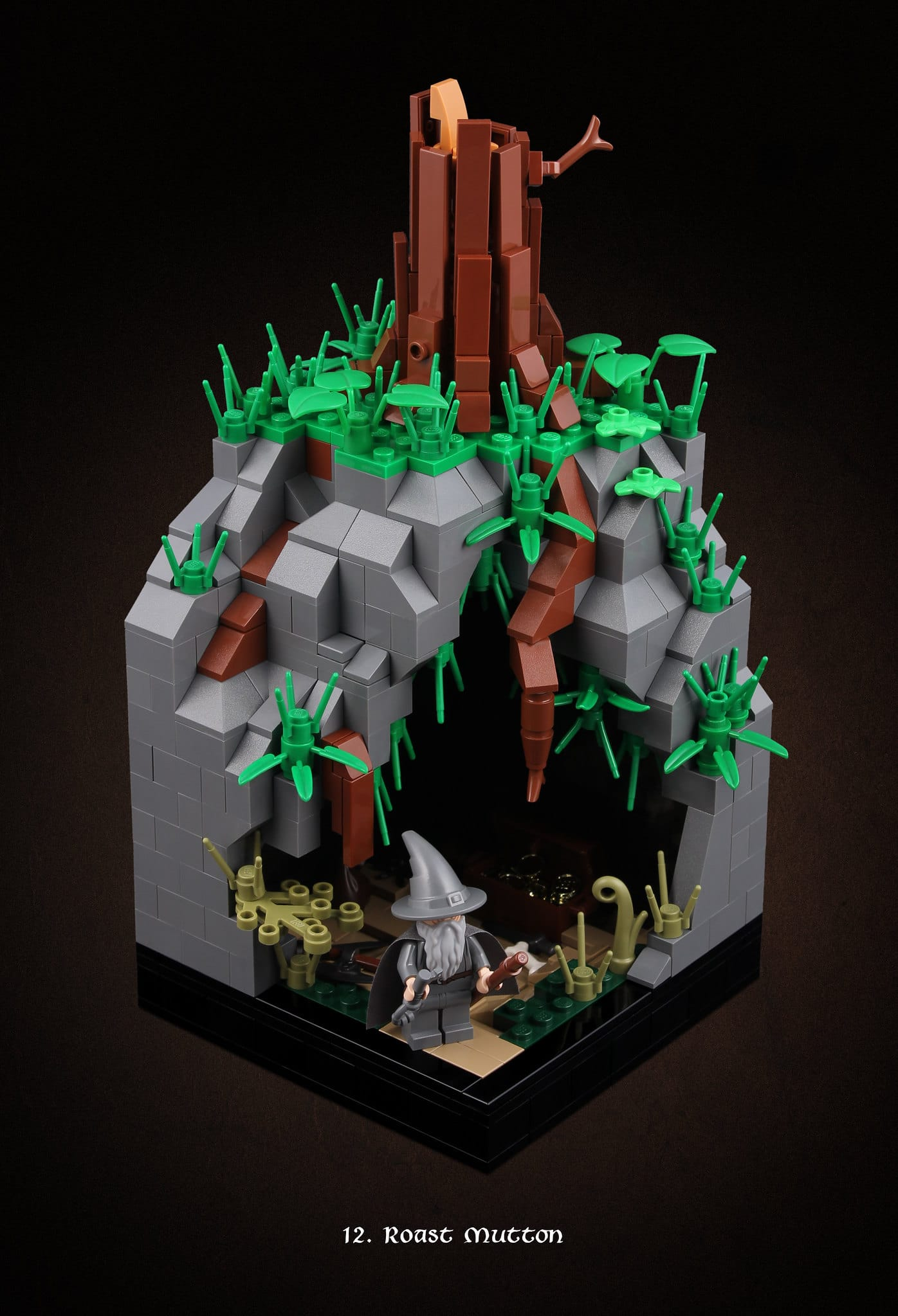 LEGO Hobbit Thorsten Bonsch Vignetten Serie (12)