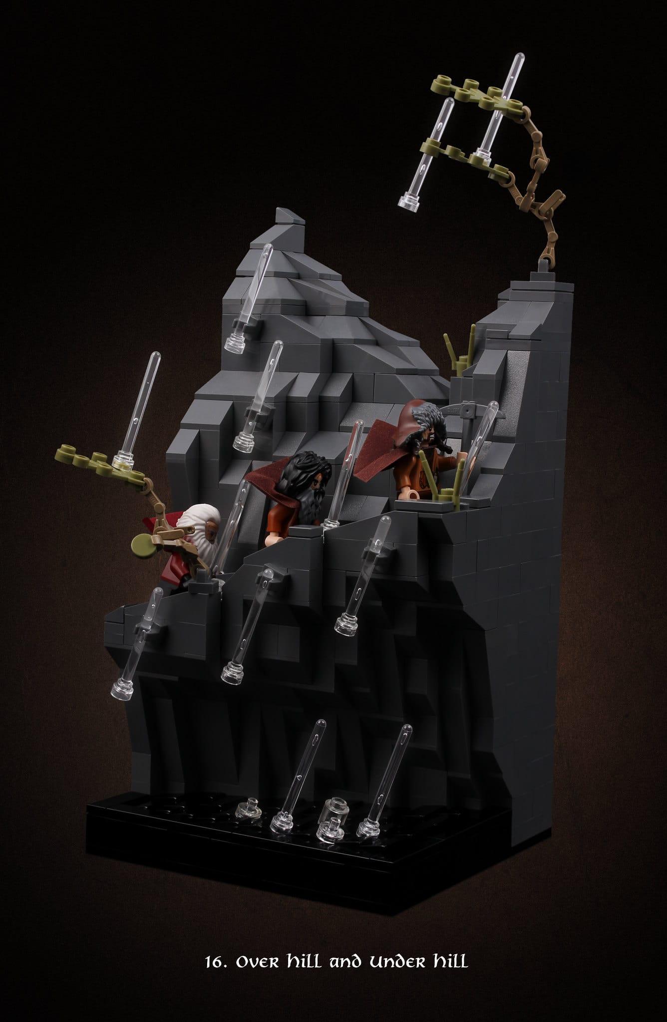 LEGO Hobbit Thorsten Bonsch Vignetten Serie (16)