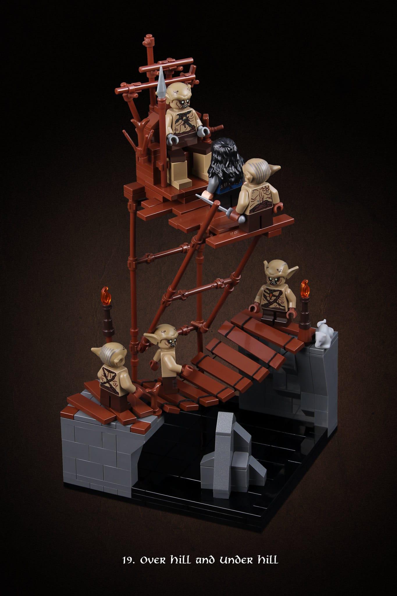 LEGO Hobbit Thorsten Bonsch Vignetten Serie (19)