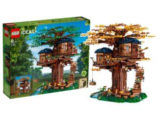 LEGO Ideas 21318 Baumhaus