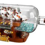 LEGO Ideas 92177 Schiff In Der Flasche 1