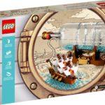 LEGO Ideas 92177 Schiff In Der Flasche 7