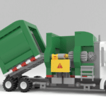 LEGO Ideas Automated Garbage Truck (7)