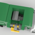 LEGO Ideas Automated Garbage Truck (9)