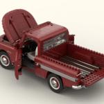 LEGO Ideas Gmc Blue Chip 1957 (10)
