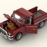 LEGO Ideas Gmc Blue Chip 1957 (12)