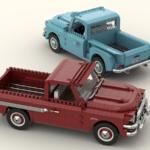 LEGO Ideas Gmc Blue Chip 1957 (3)